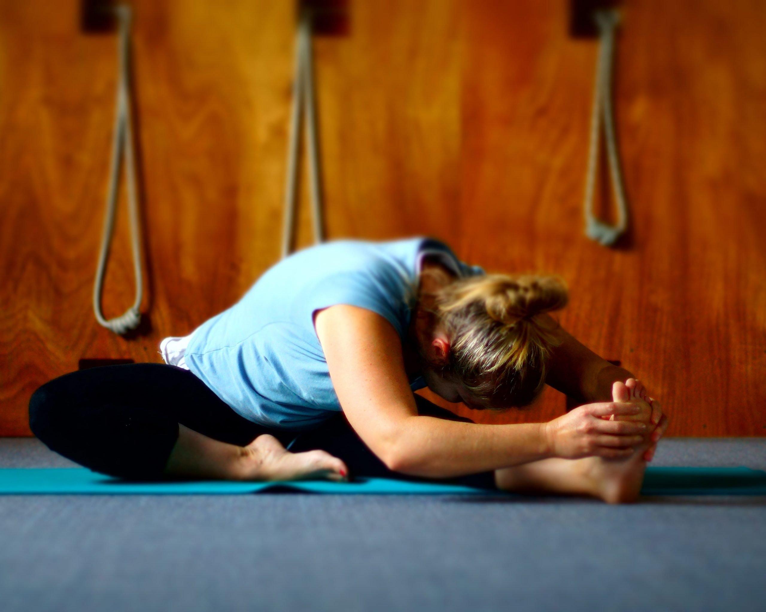 Restorative Yoga - Tabitha Gwynne